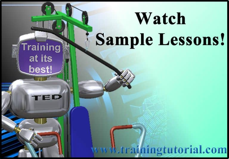 Watch Sample Lessons