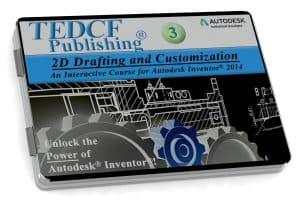 Autodesk Inventor 2014: 2D Drafting & Customization
