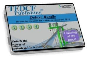 Autodesk Inventor 2014: Deluxe Bundle