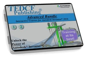 Autodesk Inventor 2016: Advanced Bundle