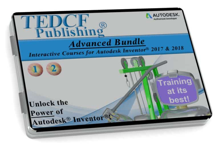 Autodesk Inventor 2018: Advanced Bundle