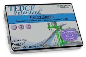 Autodesk Inventor 2019: Expert Bundle