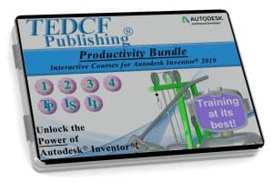 Autodesk Inventor 2019: Productivity Bundle