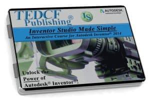 Autodesk Inventor 2014: Inventor Studio Made Simple