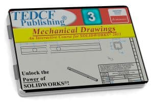SolidWorks 2013: Mechanical Drawings