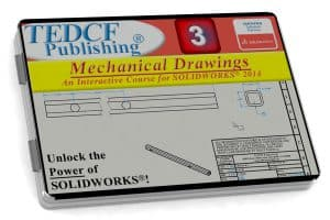 SolidWorks 2014: Mechanical Drawings