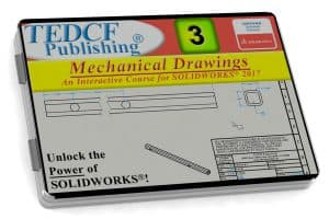 SolidWorks 2017: Mechanical Drawings