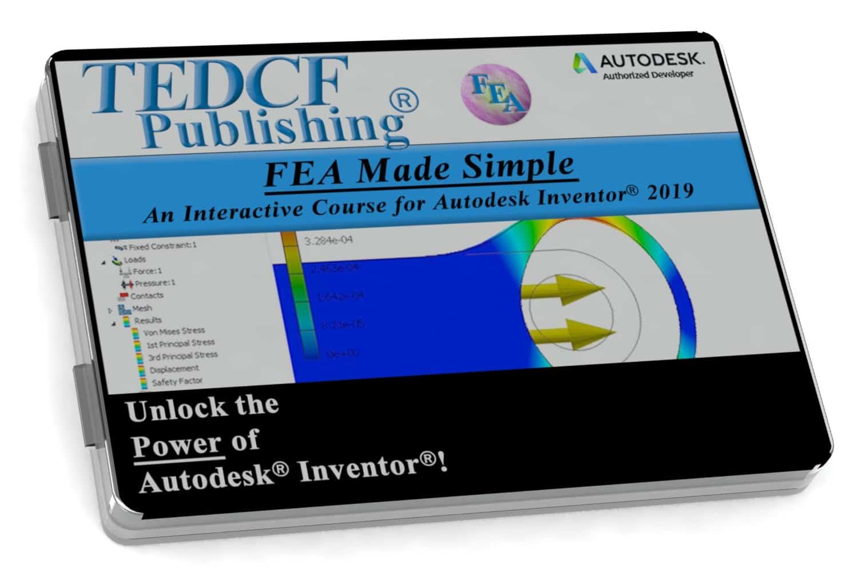 Inventor 2019 FEA Training Course