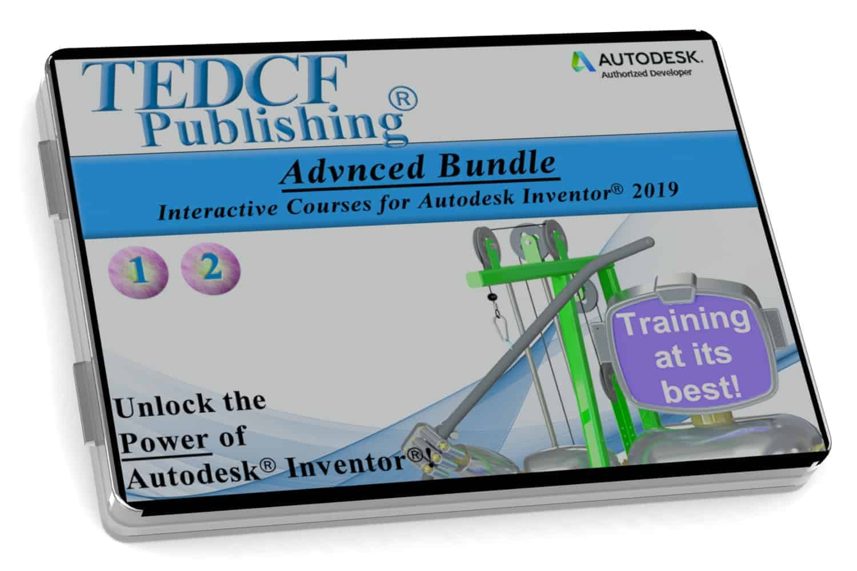 Inventor 2019 Advanced Training Bundle