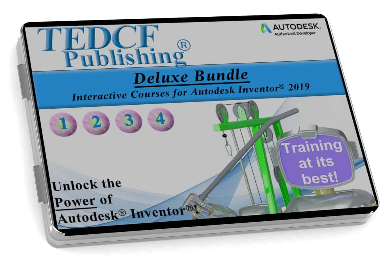 Inventor 2019 Deluxe Training Bundle
