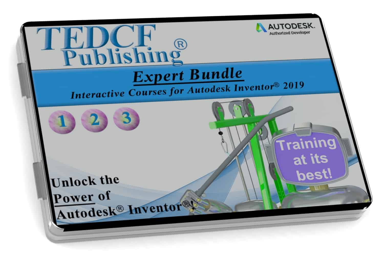 Inventor 2019 Expert Training Bundle