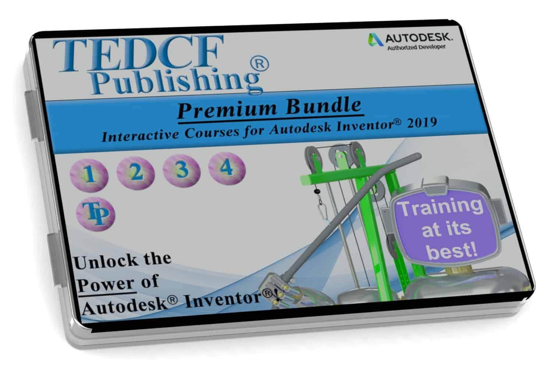 Inventor 2019 Premium Training Bundle