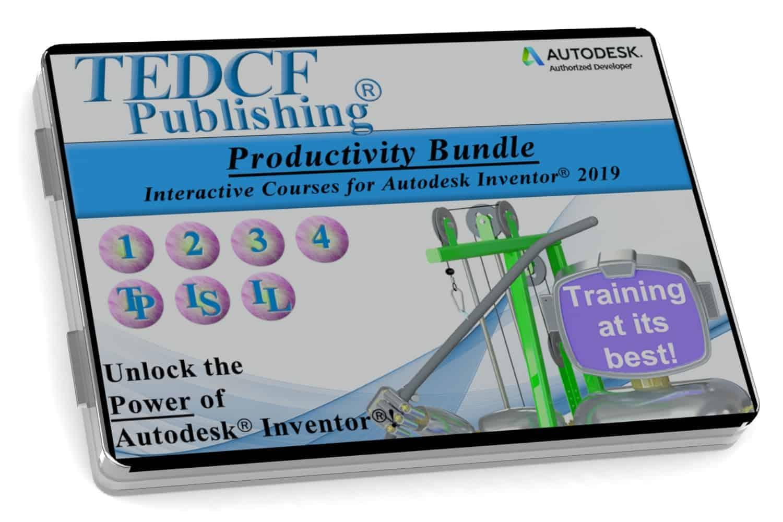 Inventor 2019 Productivity Training Bundle