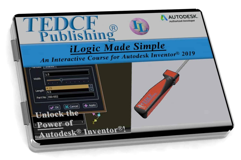 Inventor 2019 iLogic Training Course