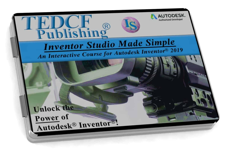 Inventor Studio 2019 Training Course