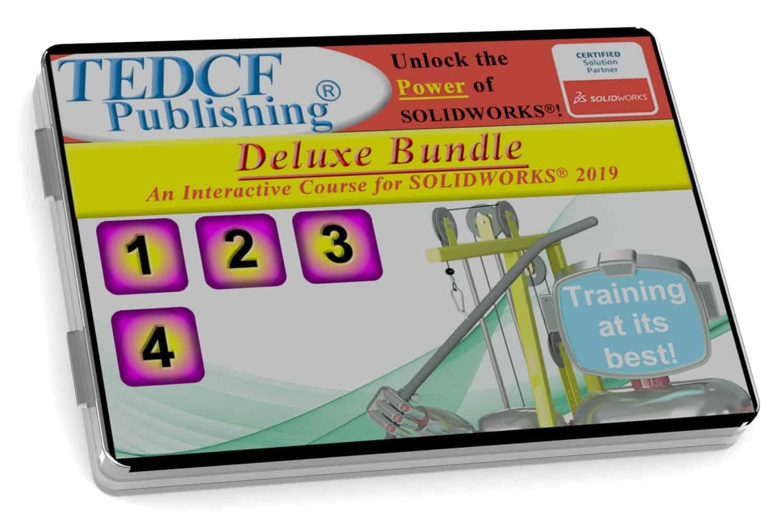 SolidWorks 2019 Deluxe Training Bundle