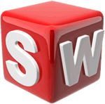 SolidWorks Training Logo